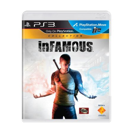 Jogo Infamous Collection - PS3
