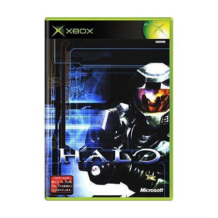 Jogo Halo: Combat Evolved - Xbox (Japonês)