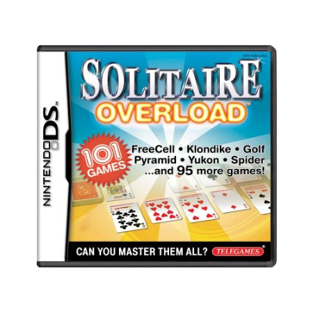 Jogo Solitaire Overload - DS