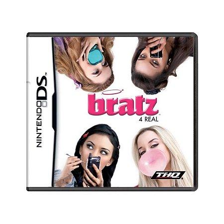 Jogo Bratz 4 Real - DS