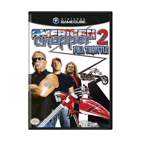 Jogo American Chopper 2: Full Throttle - GameCube