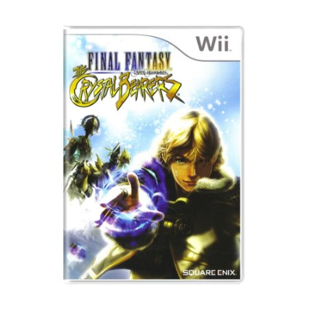 Jogo Final Fantasy: Crystal Chronicles - The Crystal Bearers - Wii