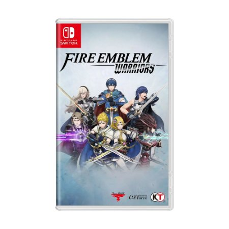 Jogo Fire Emblem Warriors - Switch