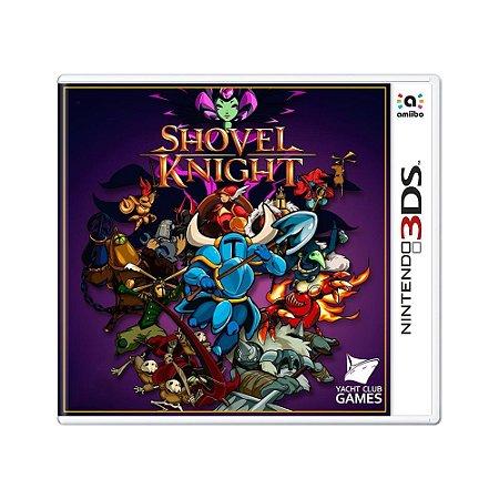 Jogo Shovel Knight - 3DS