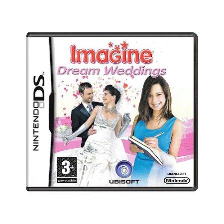 Jogo Imagine: Dream Weddings - DS (Europeu)
