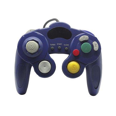 Controle Paralelo GameCube com fio - Wii e GameCube