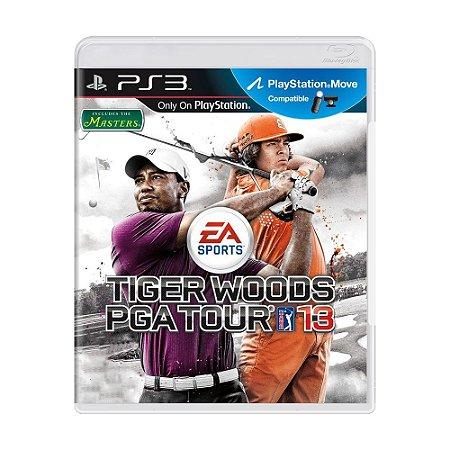 Jogo Tiger Woods PGA Tour 13 - PS3