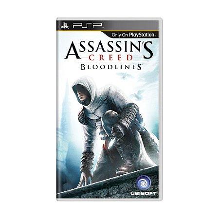 Jogo Assassin's Creed: Bloodlines - PSP