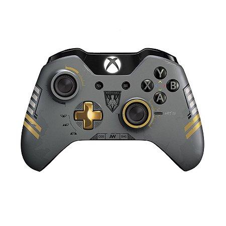 Controle Microsoft (Edição Call Of Duty Advanced Warfare) sem fio - Xbox One