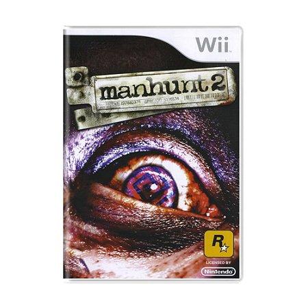 Jogo Manhunt 2 - Wii
