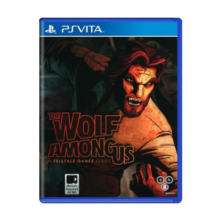 Jogo The Wolf Among Us - PS Vita