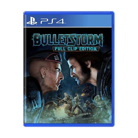Jogo Bulletstorm: Full Clip Edition - PS4