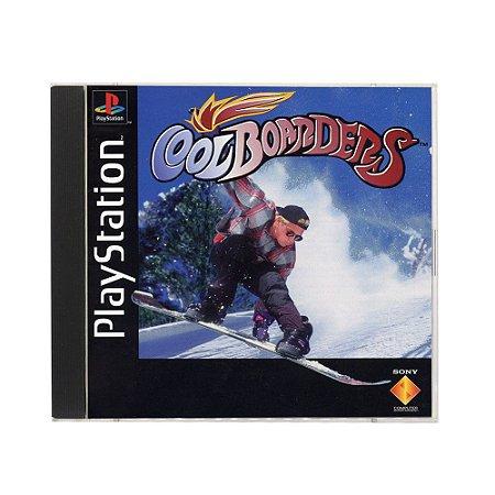 Jogo Cool Boarders - PS1