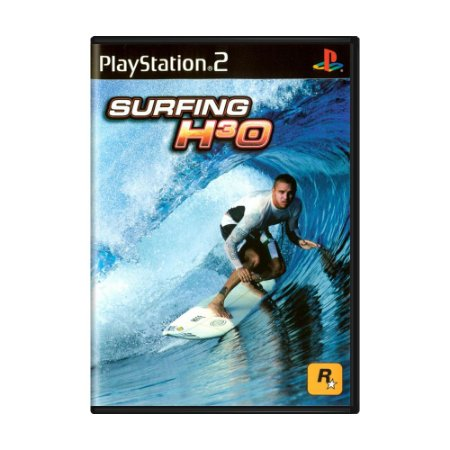 Jogo Surfing H³O - PS2