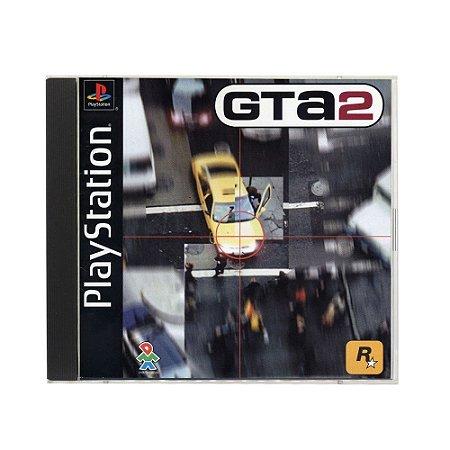 Jogo Grand Theft Auto 2 - PS1