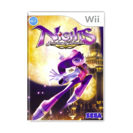 Jogo Nights: Journey of Dreams - Wii