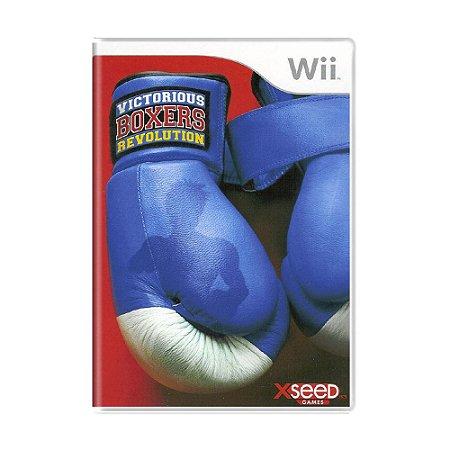 Jogo Victorious Boxers: Revolution - Wii