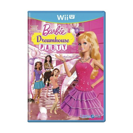 Jogo Barbie Dreamhouse Party - Wii U