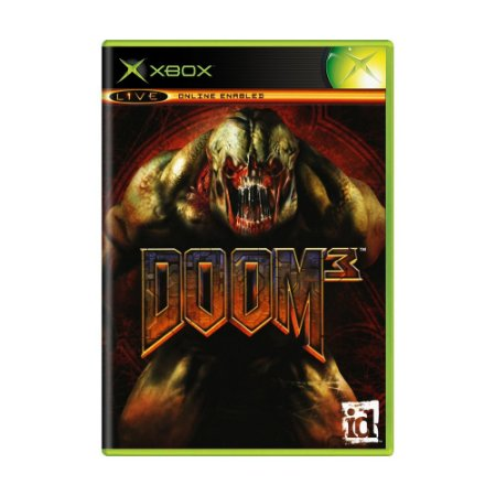 Jogo Doom 3 - Xbox