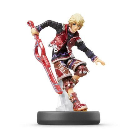 Nintendo Amiibo: Shulk - Super Smash Bros - Wii U, New Nintendo 3DS e Switch