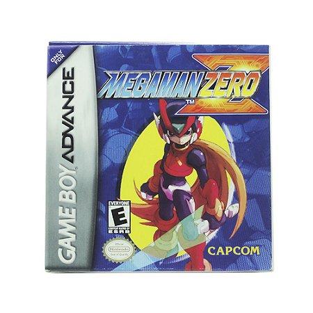 Jogo Mega Man Zero - GBA