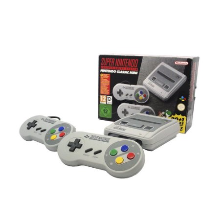 Console Super Nintendo Entertainment System Mini - Nintendo