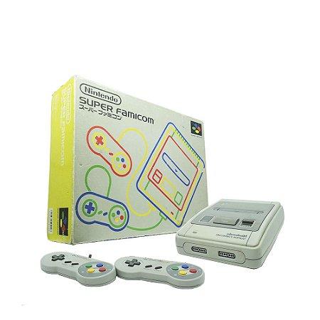 Console Nintendo Super Famicom - Nintendo