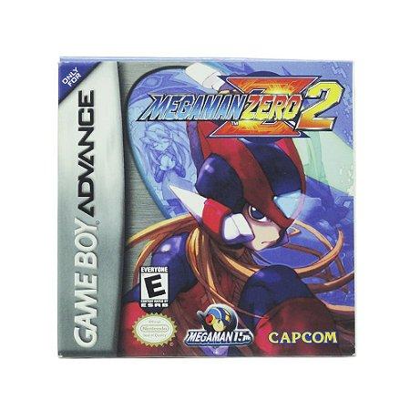 Jogo Mega Man Zero 2 - GBA