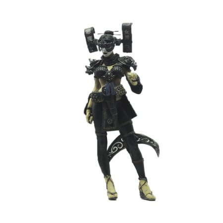 Action Figure The Samurai Lotus Angel Warrior - McFarlane Toys