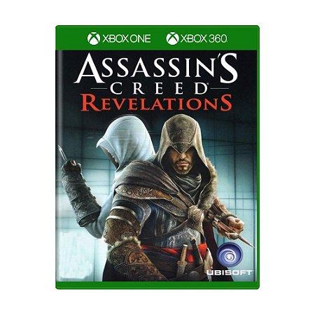 Jogo Assassin's Creed Revelations - Xbox One