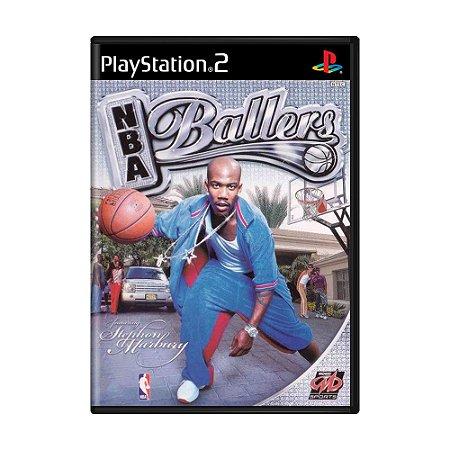 Jogo NBA Ballers - PS2