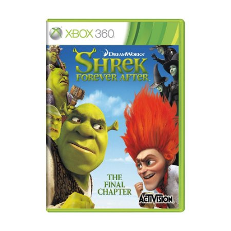 Jogo Shrek Forever After - Xbox 360