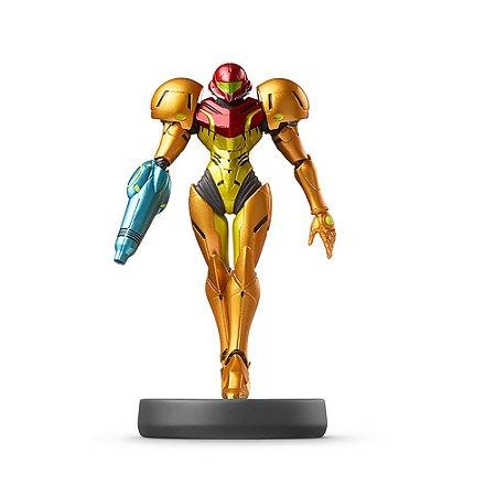 Nintendo Amiibo: Samus - Smash Bros - Wii U e New Nintendo 3DS