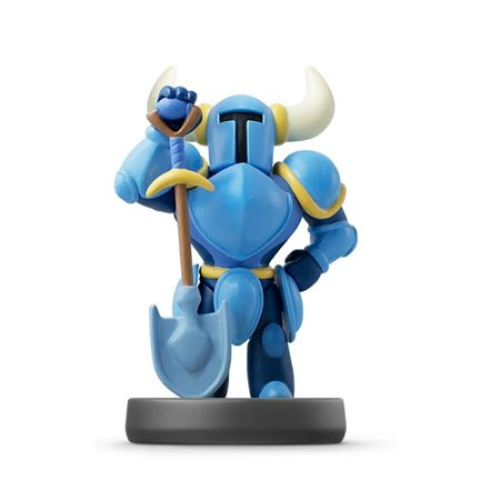 Nintendo Amiibo: Shovel Knight - Shovel Knight - Wii U, New Nintendo 3DS e Switch