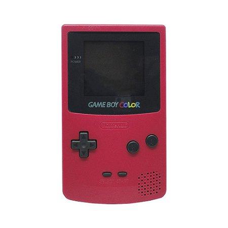 Console Game Boy Color Pink - Nintendo