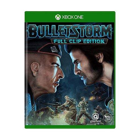 Jogo Bulletstorm: Full Clip Edition - Xbox One