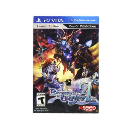 Jogo Ragnarok Odyssey Ace (Launch Edition) - PS Vita