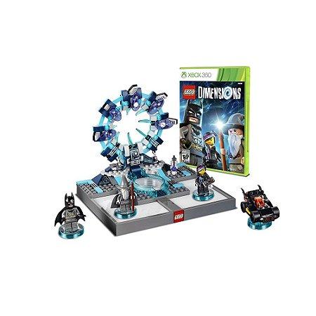Jogo LEGO Dimensions Starter Pack (Bundle) - Xbox 360