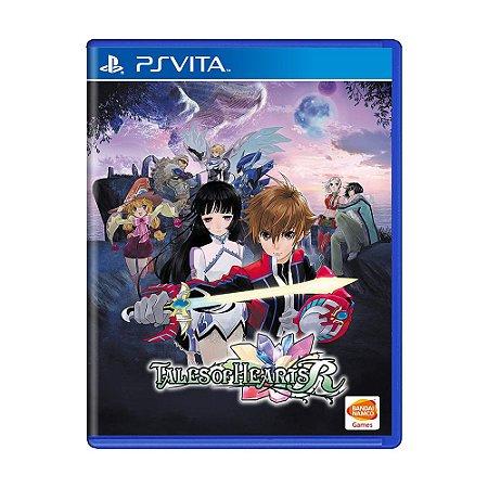 Jogo Tales Of Hearts R - PS Vita
