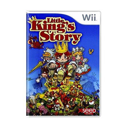 Jogo Little King's Story - Wii