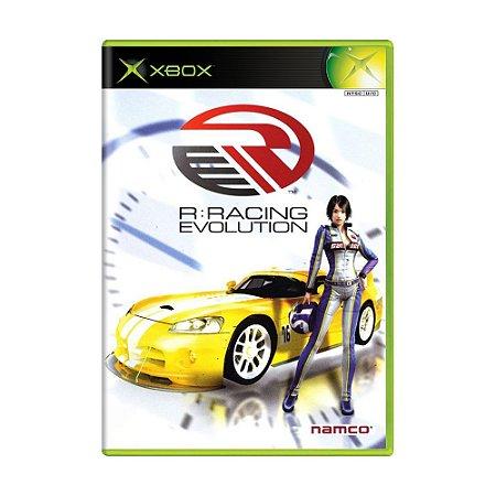 Jogo R: Racing Evolution - Xbox