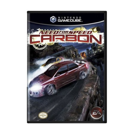 Jogo Need for Speed Carbon - GameCube