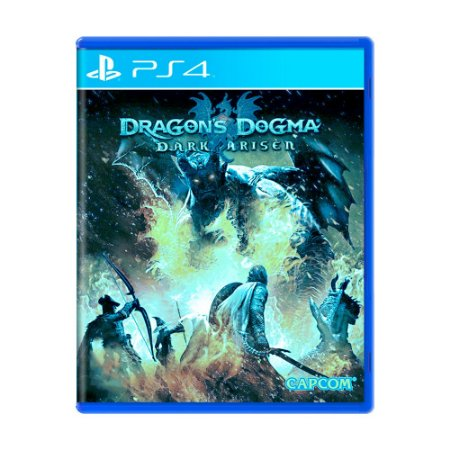 Jogo Dragon's Dogma: Dark Arisen - PS4