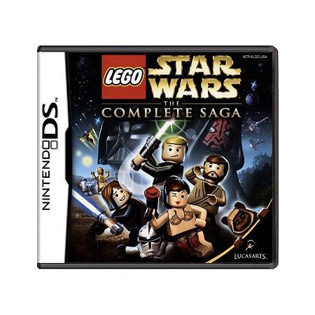 Jogo LEGO Star Wars: The Complete Saga - DS
