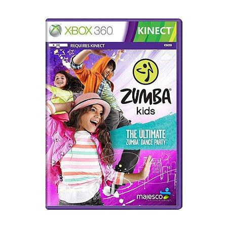 Jogo Zumba Kids: The Ultimate Zumba Dance Party - Xbox 360