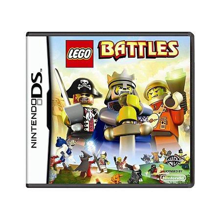 Jogo LEGO Battles - DS