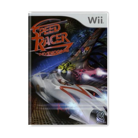 Jogo Speed Racer: The Videogame - Wii