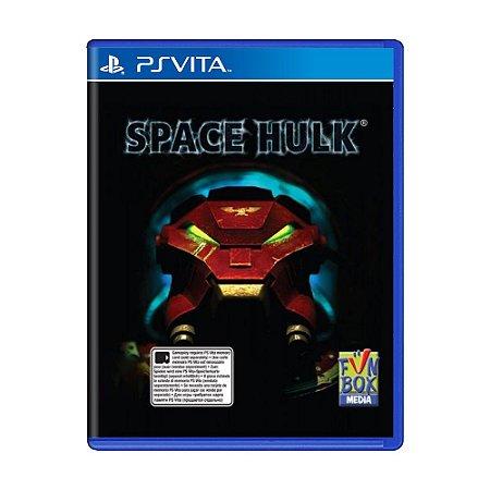 Jogo Space Hulk - PS Vita