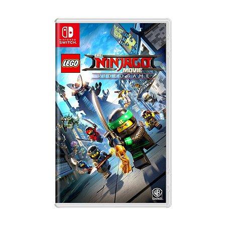 Jogo LEGO Ninjago: Movie Videogame - Switch