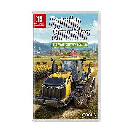 Jogo Farming Simulator (Nintendo Switch Edition) - Switch